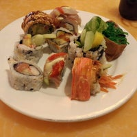 Photo taken at Yummy Buffet by Maribel S. on 8/31/2013