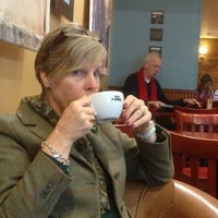 Photo taken at Caffé Nero by Roger N. on 12/3/2012