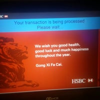 Photo taken at HSBC Bank by Kelly Chew on 1/27/2015