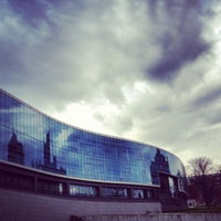 Photo taken at S.I. Newhouse School of Public Communications by Kevin M. on 4/16/2013