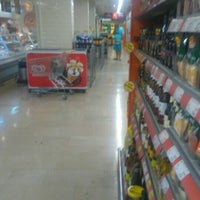Photo taken at Migros by Mu®at A. on 7/7/2016