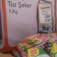 Photo taken at Migros by Mu®at A. on 7/10/2016