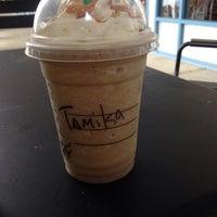 Photo taken at Starbucks by Talia S. on 10/12/2013