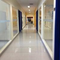 Photo prise au YMCA International Language School par Isabel P. le11/10/2012