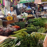 Photo taken at Happyland Market by Anunta I. on 3/30/2016