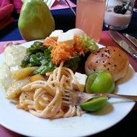 Photo taken at Restaurante La Huerta Café by Constantino G. on 10/24/2013