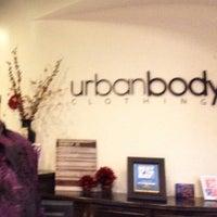 Photo taken at urban body by Michael B. on 11/20/2014