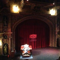 Photo taken at Tampa Theatre by Michael B. on 4/30/2013