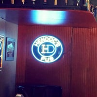 Photo taken at Hendoc's Pub by Molly D. on 4/16/2016