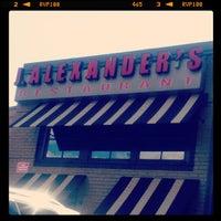 Photo taken at J. Alexander's by Trey B. on 8/21/2012