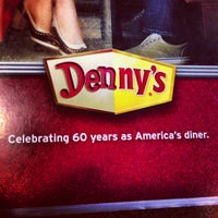 Photo taken at Denny's by mikey y. on 7/18/2013