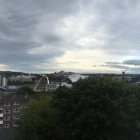 Photo taken at Staybridge Suites Newcastle by Shin S. on 6/20/2016