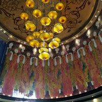 Photo taken at Grand Lux Café by ascorzo on 11/17/2012