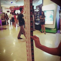 Photo taken at Box Office / Ticket Booth by Moojajar⊂(・∀・) on 7/15/2013