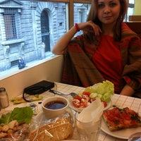 Photo taken at Leonardo House by Galina on 11/14/2013