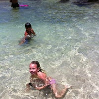 Photo taken at Alligator Beach by Keone W. on 7/29/2013