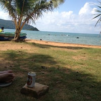Photo taken at Teay Ngam Beach by ARD Z. on 12/10/2012