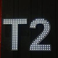 Photo taken at T2 by Tim M. on 4/26/2013
