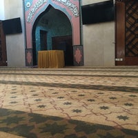Photo taken at Al Taqua Mosque by ilovesecretagents on 1/5/2016