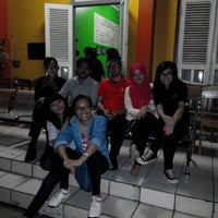 Photo taken at SMPN 43 Bandung by nuii n. on 5/24/2014