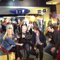 Photo taken at Cinéma Cineplex Odeon Ste-Foy by Lyne on 8/14/2013