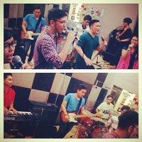 Photo taken at La Voice Music Studio by Johanna N. on 8/7/2013