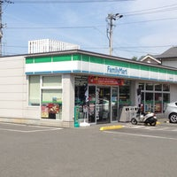 Photo taken at ファミリーマート 北田宮四丁目店 by Taisei I. on 5/6/2014