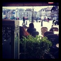 Photo taken at Hotel de la Bourse by Dave S. on 3/19/2013