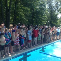 Photo taken at Old Orchard Swim Club by Old Orchard Swim Club on 7/30/2013