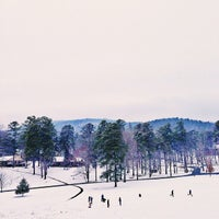 Photo taken at Frost Chapel by Mark H. on 2/12/2014