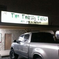 Photo taken at Thirsty Turtle by Raul J. on 3/9/2013