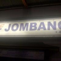 Photo taken at Stasiun Jombang by Jerry H. on 5/16/2014