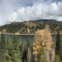 Photo taken at Dillon Reservoir by GG on 9/30/2016