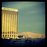 Photo taken at Mandalay Bay Convention Center by Yasuhiro K. on 1/7/2013