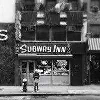Photo taken at Subway Inn by Michael M. on 12/2/2012