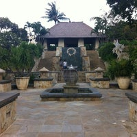 Photo taken at Ayana Resort and Spa by Stephanie S. on 12/27/2012