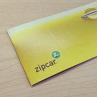 Photo taken at Zipcar Headquarters by David S. on 5/1/2013
