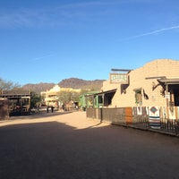 Photo taken at Old Tucson by David S. on 12/8/2012