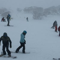 Photo taken at Perisher by STG M. on 8/20/2016