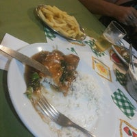 Photo taken at Grilo's Restaurante by Marineide A. on 1/18/2014