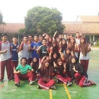 Photo taken at SMAN 1 Tambun Selatan by Refina M. on 10/3/2014