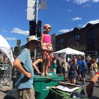 Photo taken at Greek Town, The Danforth by Bruce W. on 8/7/2016