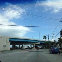 Photo taken at Interstate 95 & Atlantic Blvd by MARIA C. on 2/13/2014