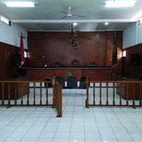 Photo taken at Pengadilan Negeri Kelas IA Bale Bandung by Abang G. on 3/13/2014