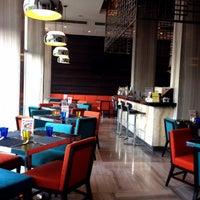 Photo taken at Furama FX Hotel Makkasan by Rak S. on 7/13/2015
