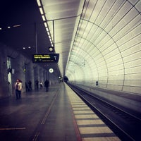 Photo taken at Station Triangeln (J) by Magnus B. on 9/20/2012