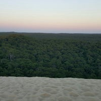 Photo taken at Dune du Pyla by Mike L. on 7/10/2015