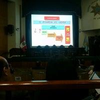 Photo taken at Colegio de Abogados de Lima by Maritere L. on 8/12/2015