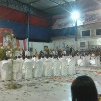 Photo taken at Colégio Santa Emília - Unidade II by Augusto F. on 12/1/2013