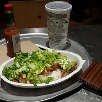 Photo taken at Chipotle Mexican Grill by Abdulaziz A. on 1/20/2014